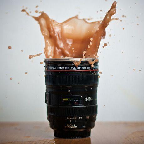 Le parfait mélange#appareil photo#tasse à café# bon matin !