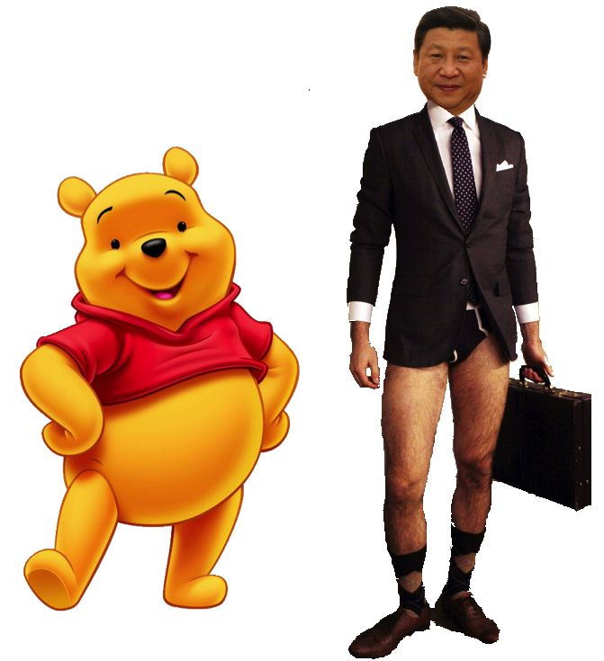 banned from Chinese social media after unflattering memes comparing the  cartoon bear to Chinese President Xi Jinping gain… in 2020 | Pooh, Winnie  the pooh, Bear cartoon
