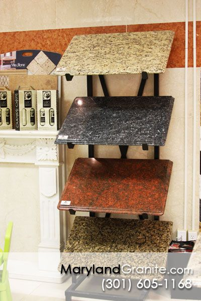 Maryland Granite Countertops   Granite Showroom And Production ...cutting  Board Display?