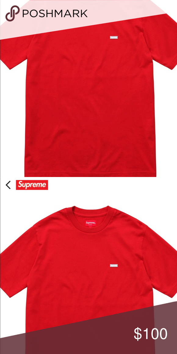 caa4bb3afad9 2018 F/W Supreme Small Reflective Box Logo Tee Brand New, Still in Bag,  Never Opened or Worn, 100% Authentic Item Supreme Shirts Tees - Short Sleeve