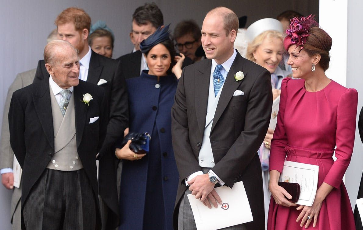 Meghan Markle, Prince Harry, Kate Middleton & Prince William Post Sweet  Tributes for Prince Philip's 98th Birthday | Prince harry kate middleton, Prince  harry and kate, Kate middleton prince william