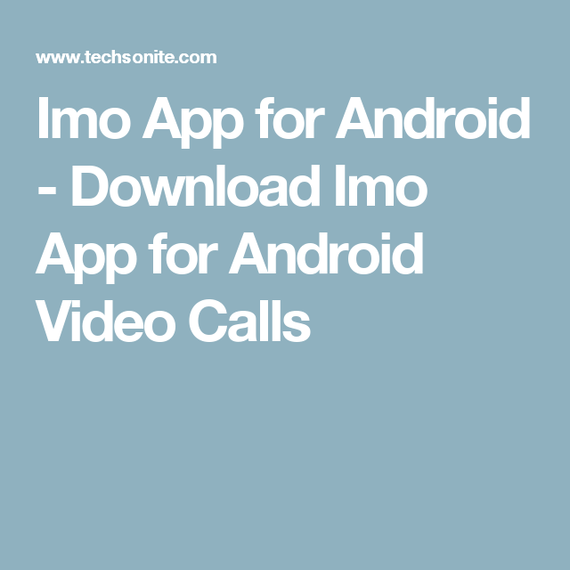 apps download imo