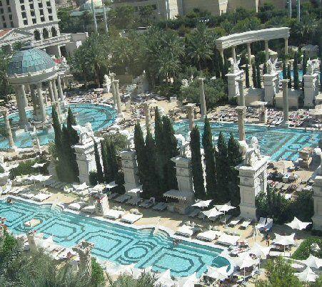 Caesars Palace Las Vegas Pool Caesars Palace Las Vegas Pool Complex Aerial Las Vegas Photos Las Vegas Trip Las Vegas Shopping