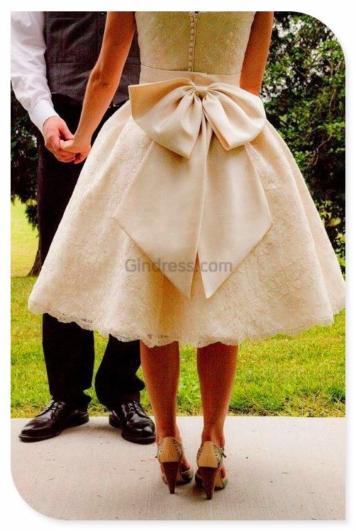 vintage wedding dress vintage wedding dresses This would be cute if we decide to go more casual/intimate setting