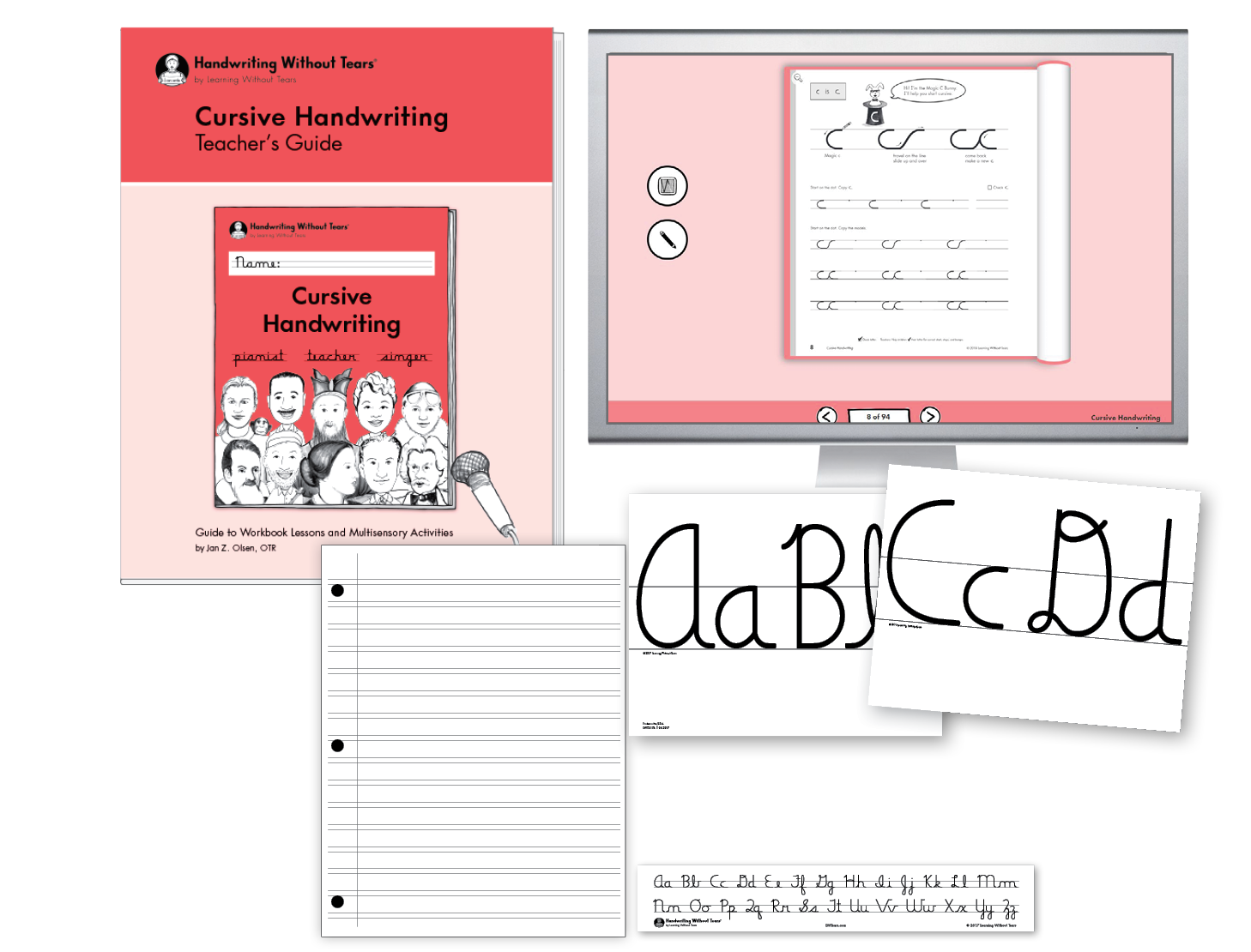 3rd Grade Teacher Kit A With Teacher S Guide