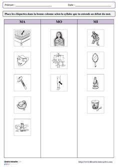 29 Fiches Dexercices Destinées Aux élèves De Gs Et De Cp Pour