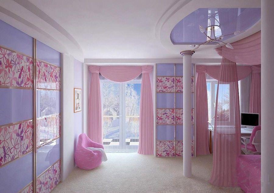 Cameretta Disney Principesse : Meravigliose camerette da principessa disney per bambine
