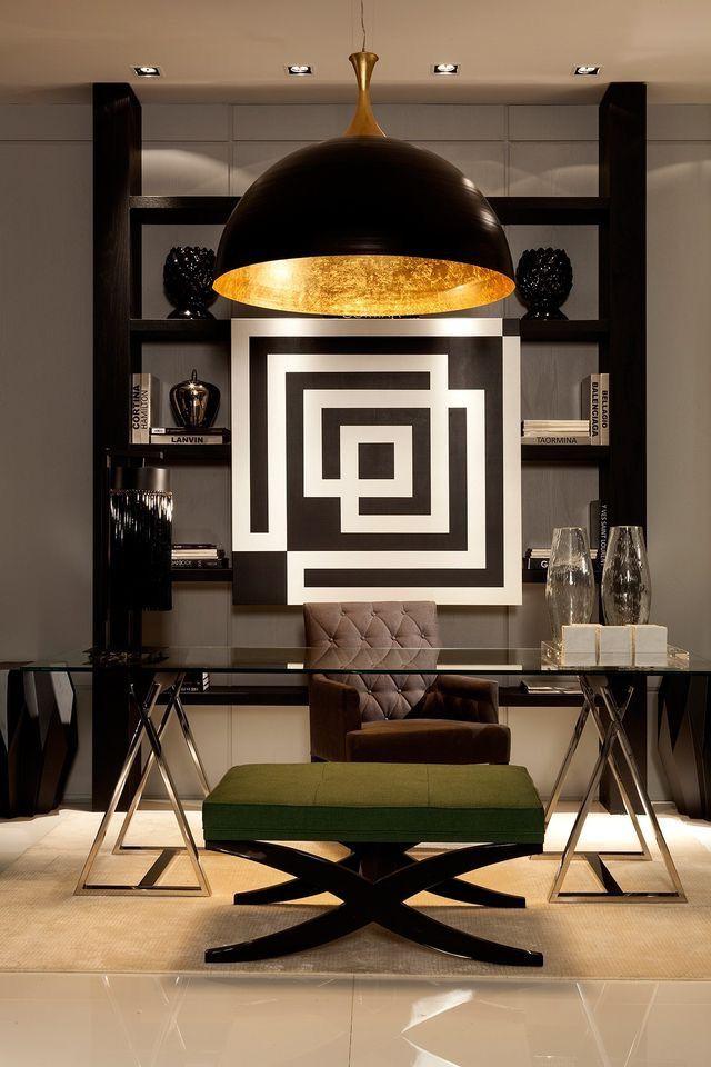 Christina Hamoui Interior Design Home Decoration Office