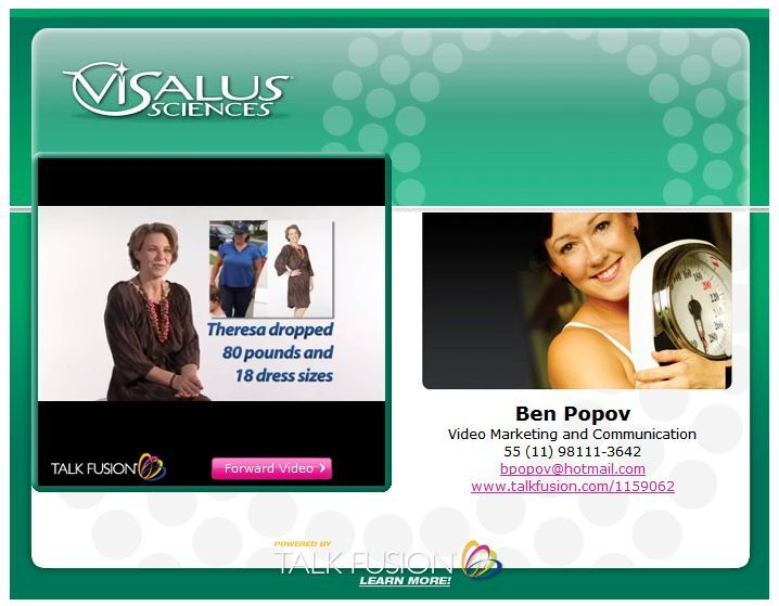 Video Marketing for your VISALUS business! Click to watch! #visalus #marketing #homebusiness