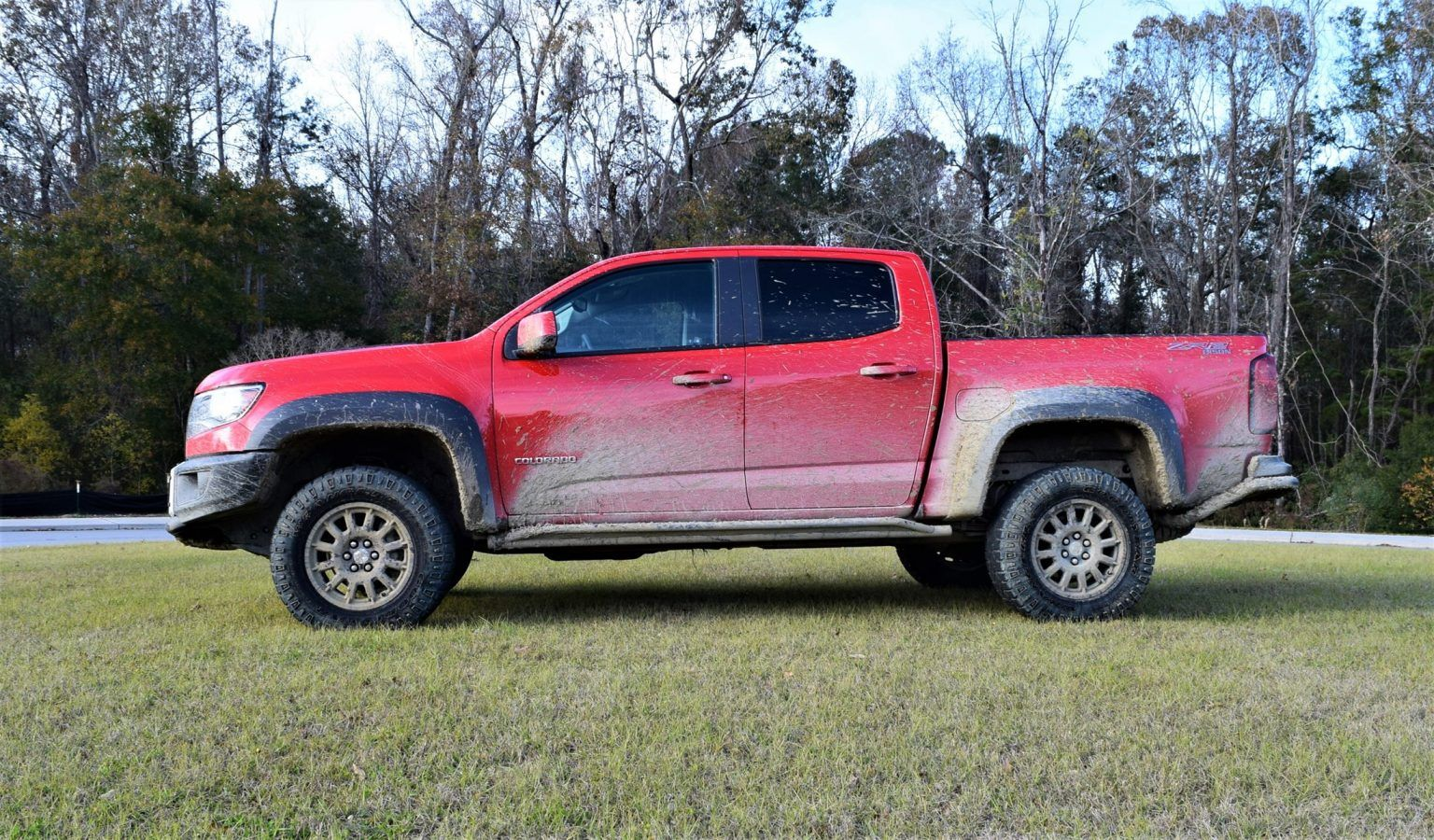 2020 Chevrolet Colorado Zr2 Bison Duramax Diesel Review 10 Chevrolet Colorado Duramax Duramax Diesel