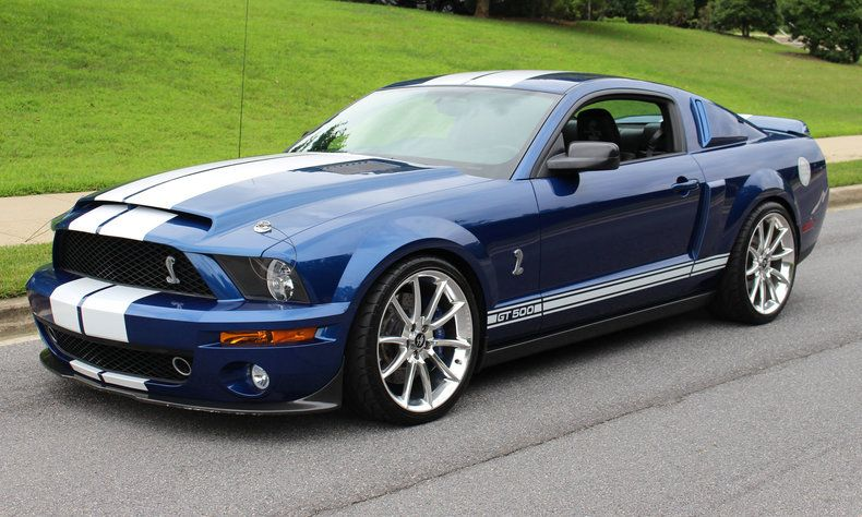 2009 Ford Mustang For Sale 2009 Ford Mustang Ford Mustang Car Ford Mustang Shelby Gt500