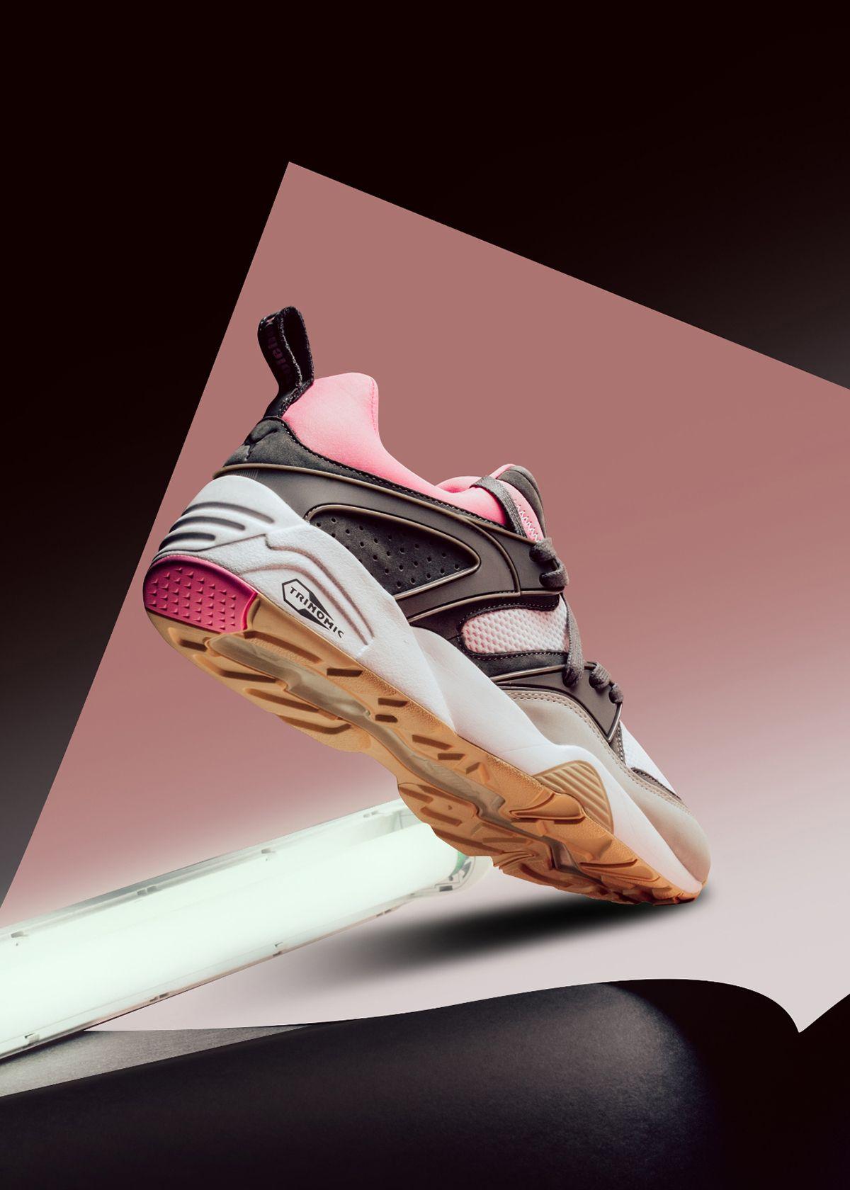 Puma x Solebox 'Champagne Pack' | Chaussure