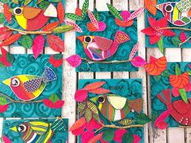 Les ateliers ARTiFun - atelier d'arts plastiques et loisirs créatifs en Guadeloupe: TI ZOZIOS #twigart