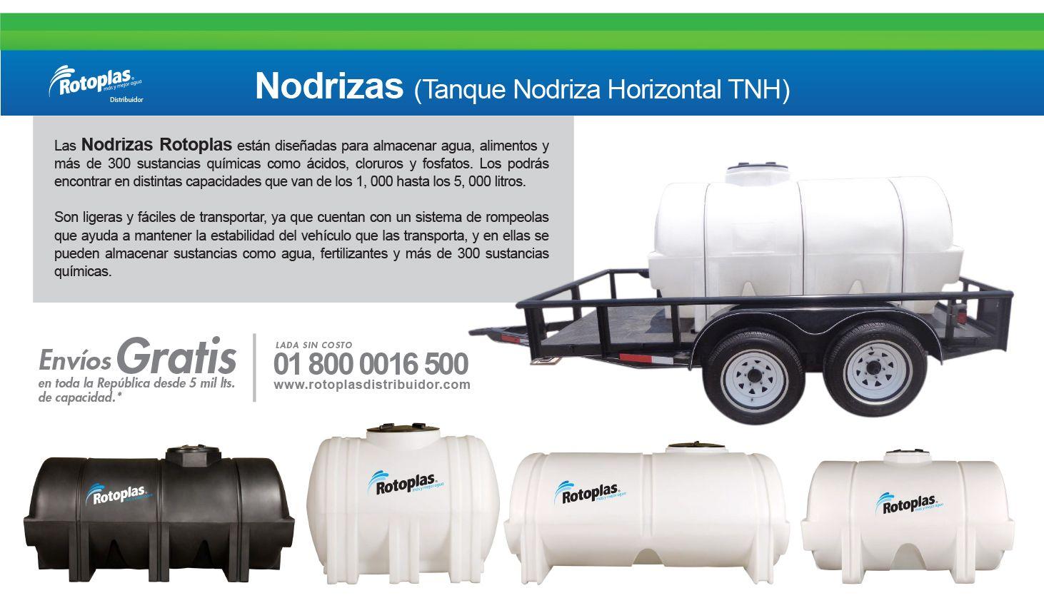 Nodrizas rotoplas tanques rotoplas nodrizas agua lada for Tanque de agua rotoplas