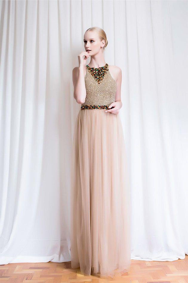 Preciosidades em forma de vestido - Lilian Pacce