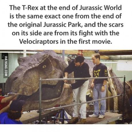 For all the Jurassic World fans out there.