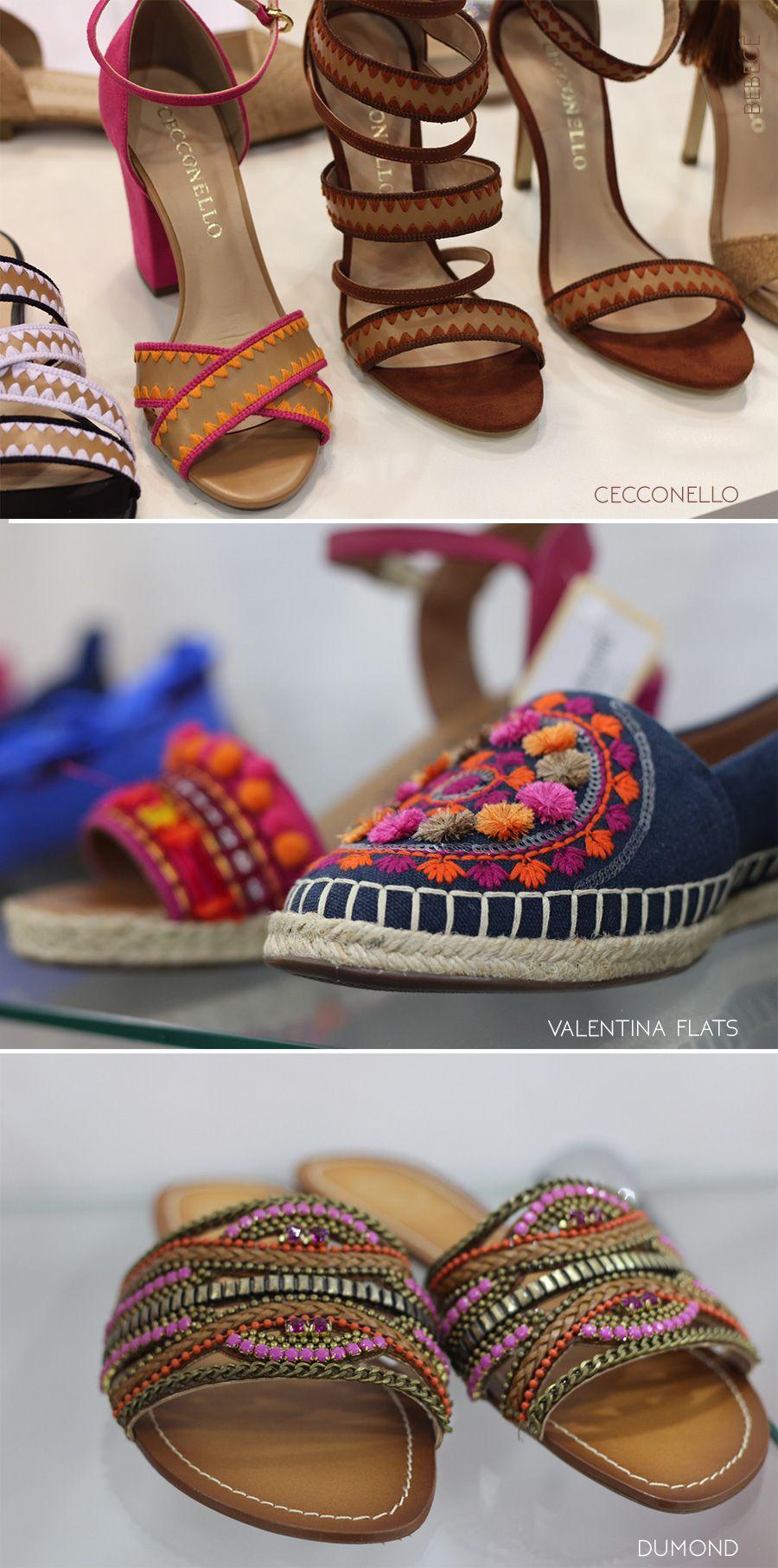 Tendências de sapatos para o verão 2017   Moda   Shoes, Summer e ... 2d78f3535a