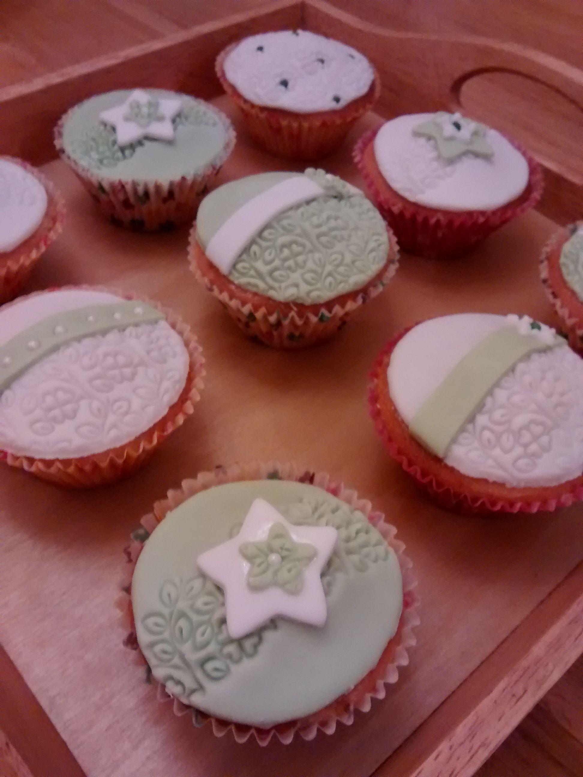 Macmillan fundraiser cakes