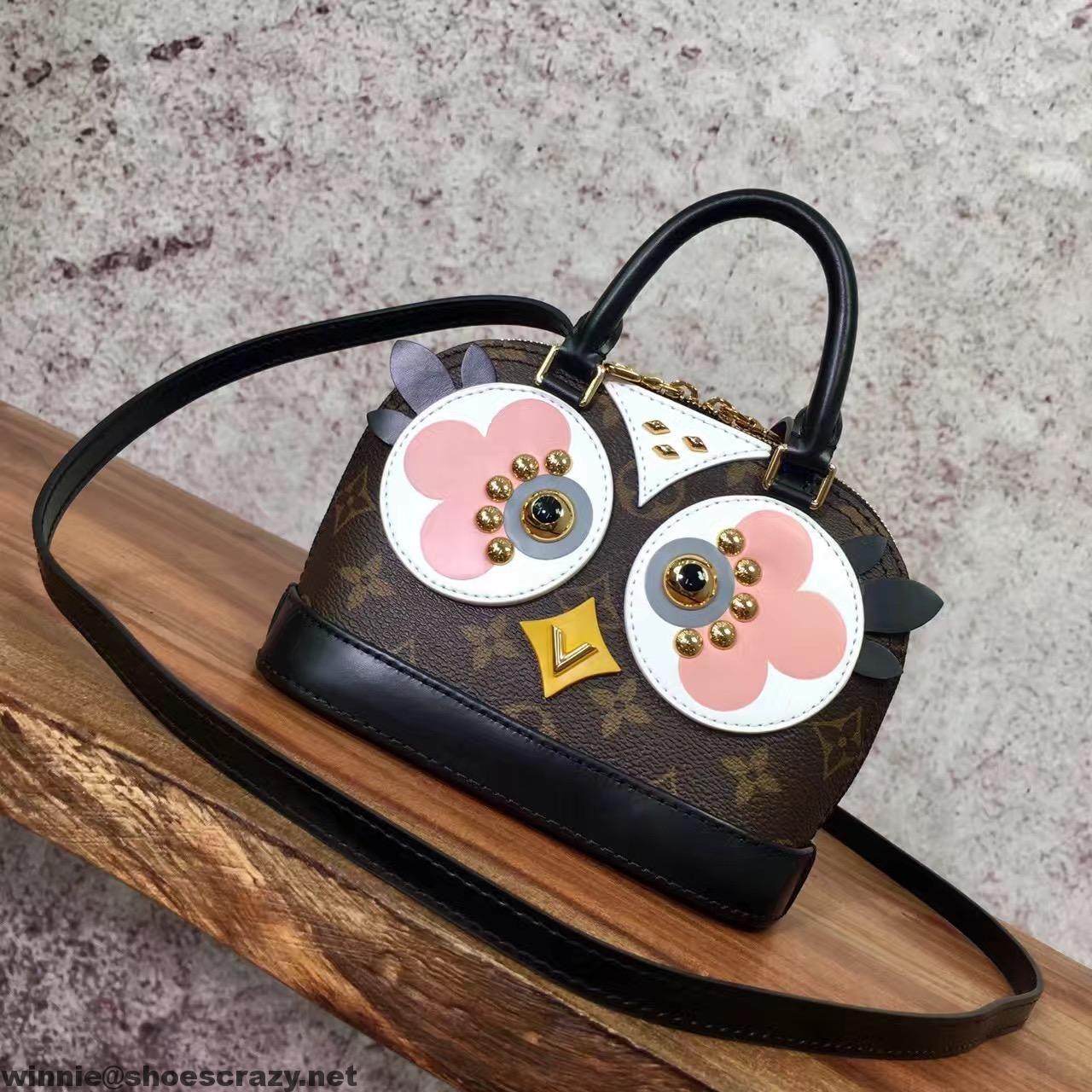 Louis Vuitton Lovely Brids Alma BB Bag  be639a6ce3911