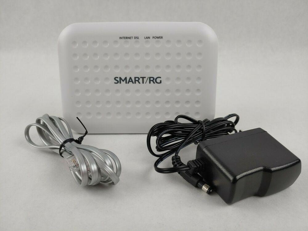 Smart/RG VDSL2 Model SR501 DSL Internet Modem with ...