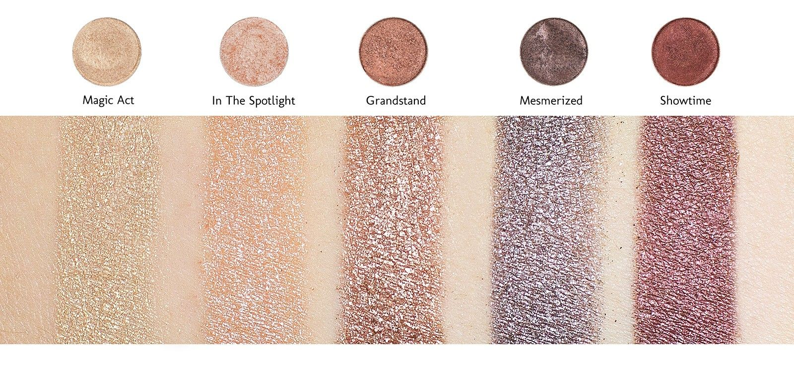 Makeup geek foiled eyeshadow starry eyed