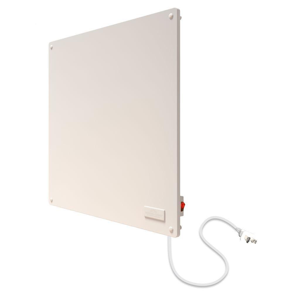 Econo Heat 400 Watt Wall Panel Convection Heater 603 The Home
