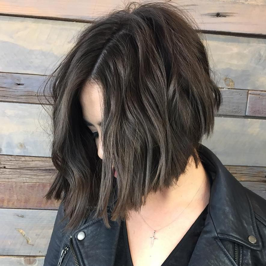 60 Messy Bob Hairstyles For Your Trendy Casual Looks Messy Bob Hairstyles Bob Hairstyles Short Bob Hairstyles
