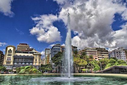 Next stop: Santa Cruz de Tenerife