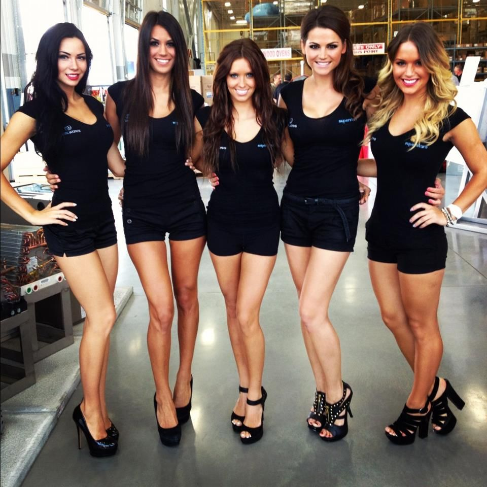 promo models | we staffed a recent launch event in vaughan for