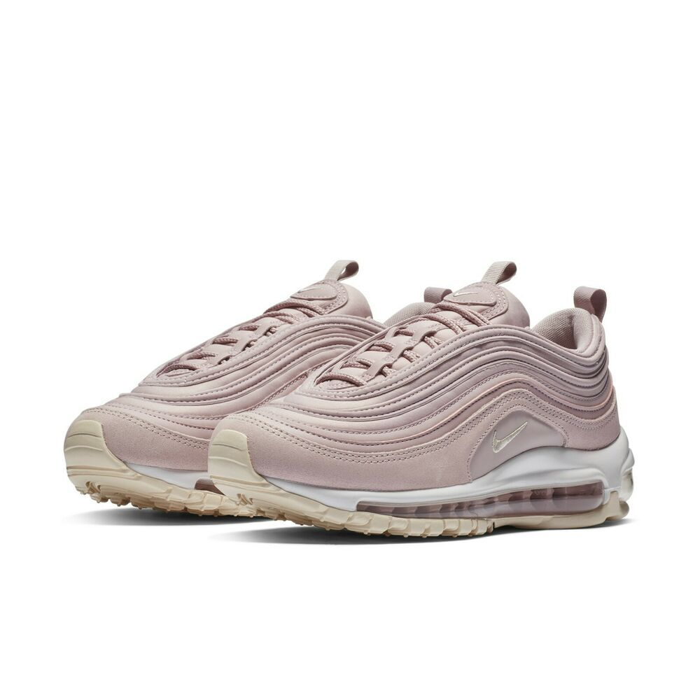 fa84cca24eaac Nike Womens Wmns Air Max 97 PRM Pink Scales Plum Chalk White ...