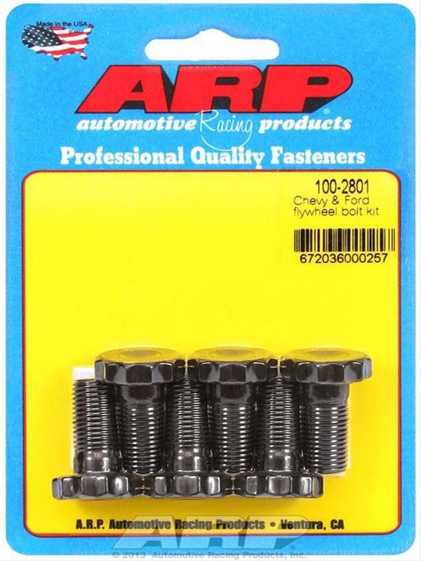 ARP 100-2801 Chevy /& Ford Flywheel Bolt Kit