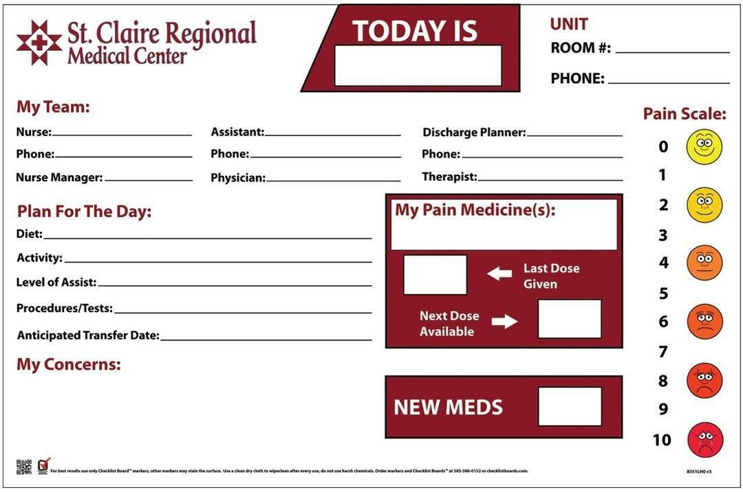8351 St Claire Regional Medical Center Uses Their Patient