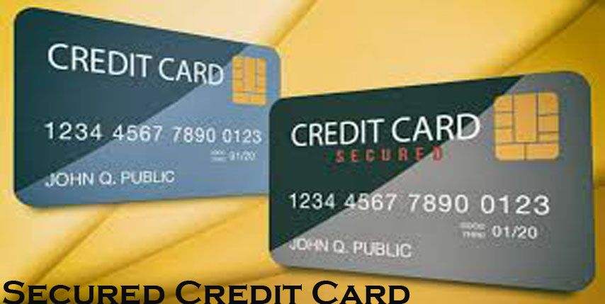 Secured Credit Card List Of Some Of The Best Secured Credit