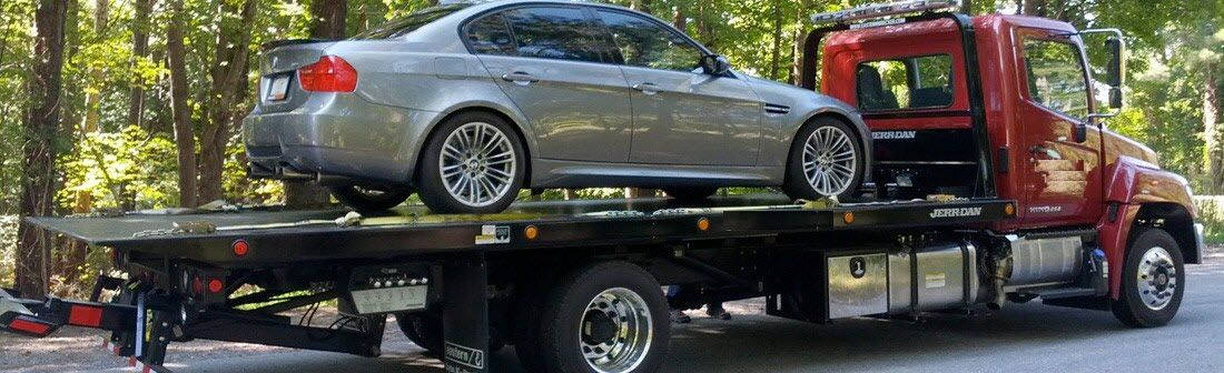 Towing Service in Manhattan Towing
