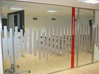 Decoracion vinilo acido oficinas banco popular vinilos for Oficinas banco popular malaga
