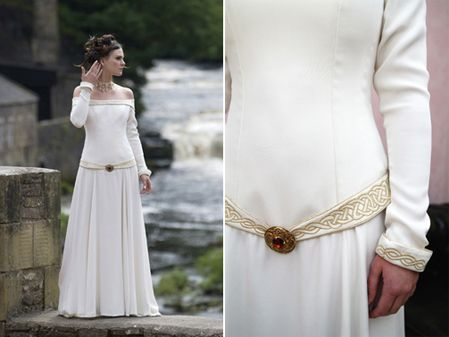 Culturally Inspired Wedding Dresses Zinglovefashion Celtic Wedding Dress Gowns Dresses Celtic Wedding