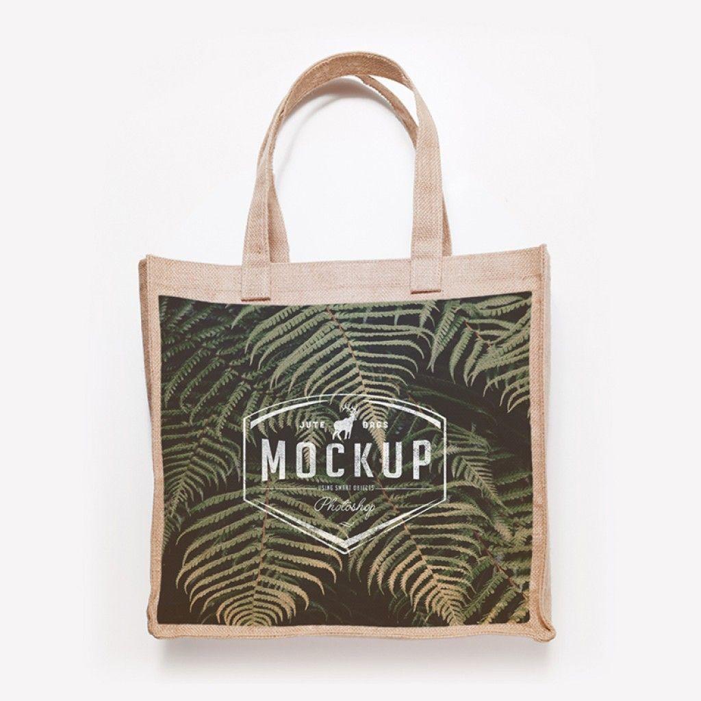 Download Free Jute And Tote Bag Mockups Graphicsfuel Jute Bags Bags Tote Bag