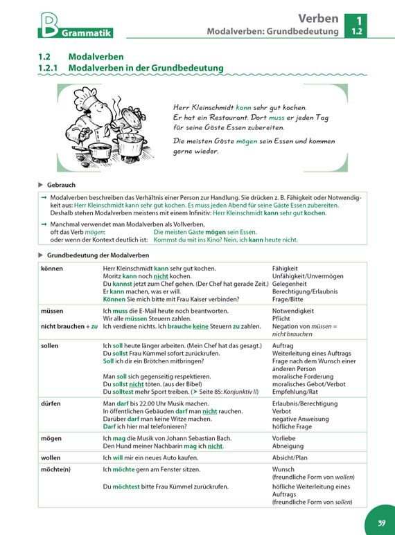 B-Grammatik | Deutsch lernen | Pinterest | German, Learn german and ...