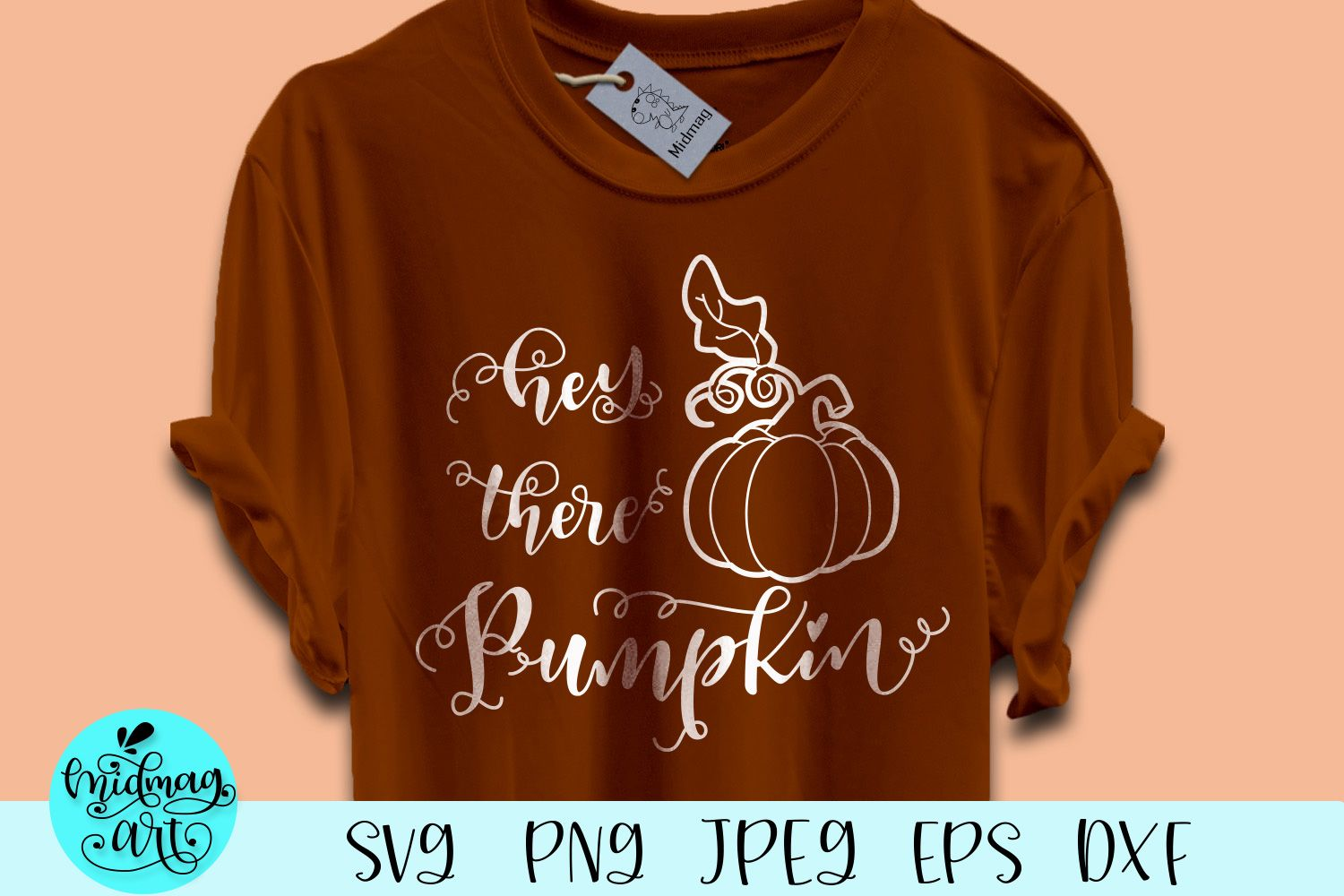Hey there pumpkin svg, fall svg (321827) SVGs Design
