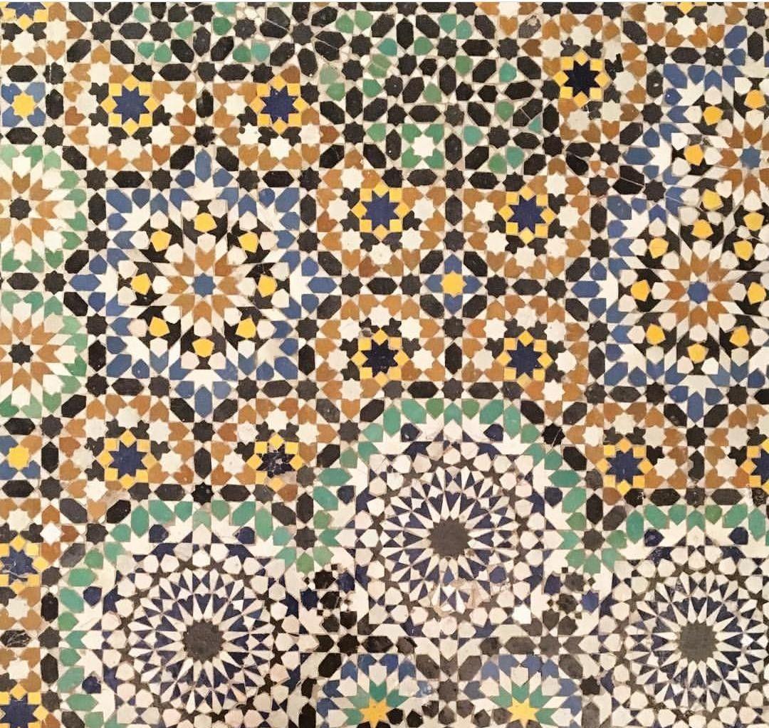 Super Marokkaanse tegels mozaïek   Tegel mozaïeken, Marokkaanse tegels WZ-28