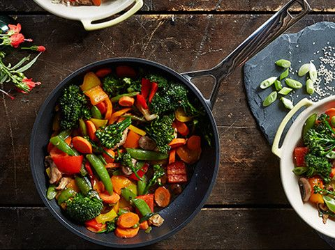 GingerSesame_VegetableStirfry