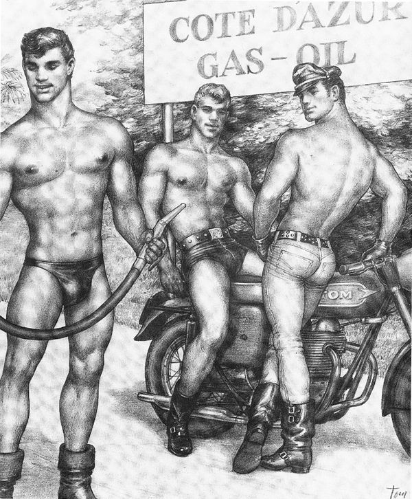 Exhibition Tom Of Finland
