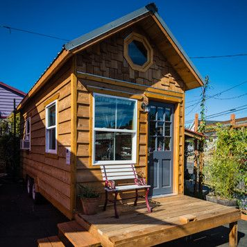 They're tiny, they're comfortable, and they're right here in Oregon! Find out how to spend a night in some of the best tiny houses in the country!