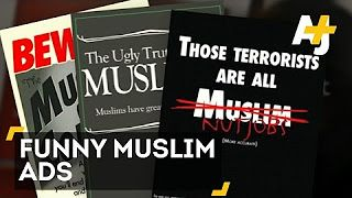 1:40  Funny Muslim Ads Up In NYC Subway After Legal Battle