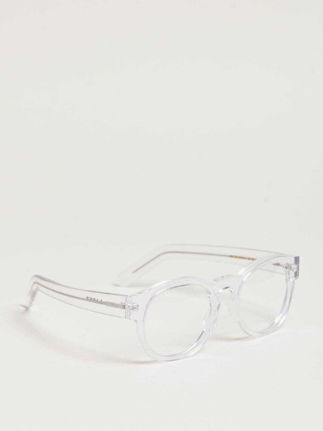 2336059ea Style - Minimal + Classic: Larke Unisex Gill Clear Glasses Oculos De Sol,  Olhos