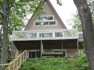 White Cloud Home For Rent Newly Remodeled 4 Bedrooms Diamond Lake Waterfront Renting A House Vacation Vacation Rental