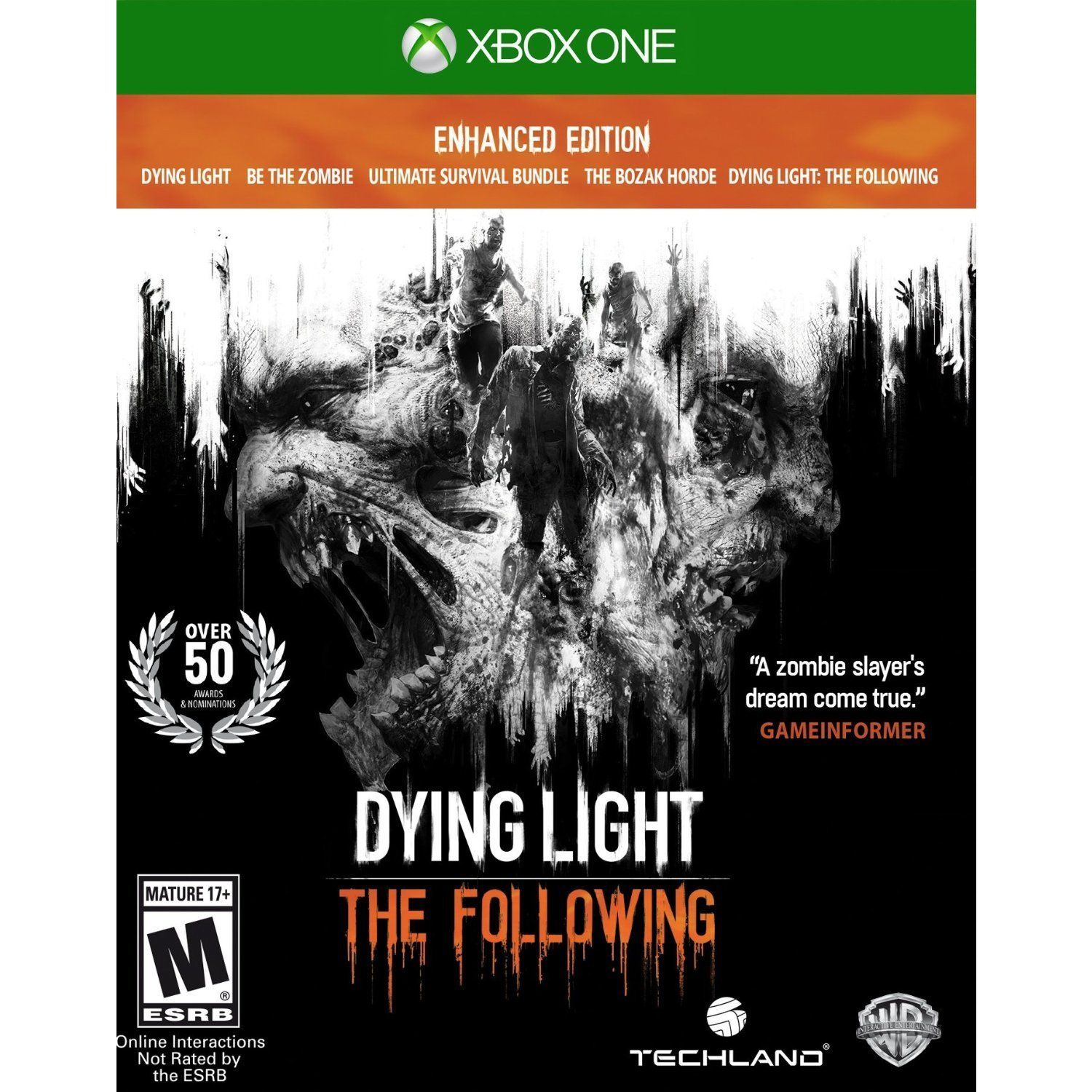 Dying Light Following Ee XBX1
