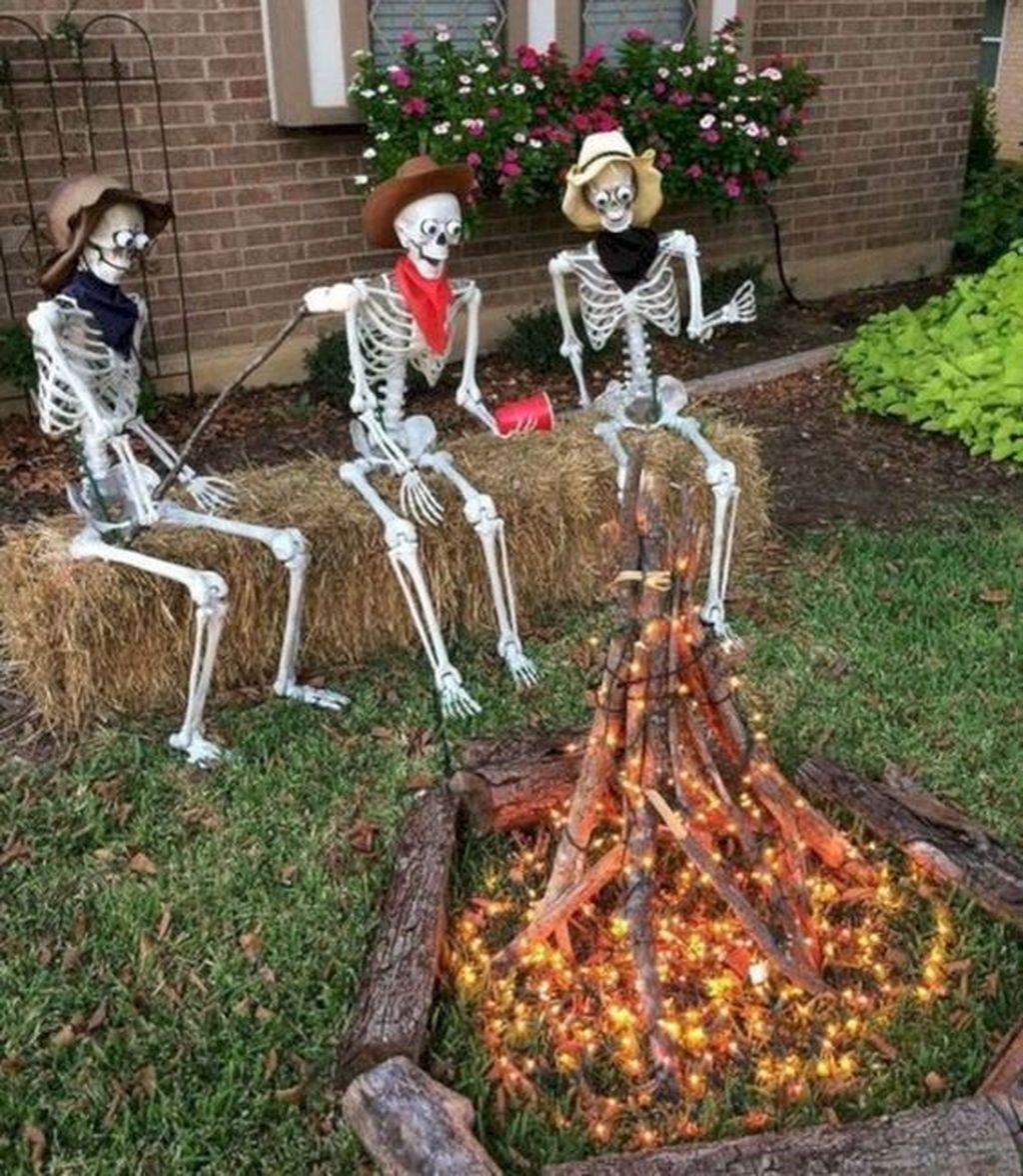 39 Fancy Halloween Decoration Ideas For This Season #halloweendecorations