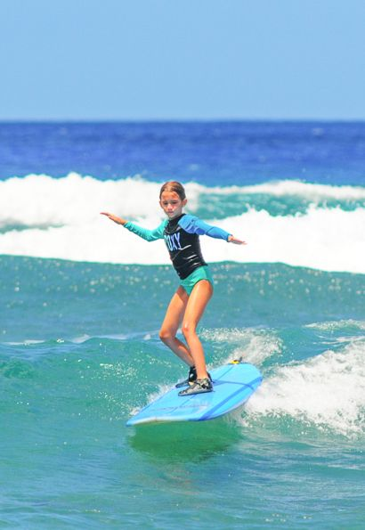 68d14ccb7d Maui Surf Lessons for Kids Surfer Magazine