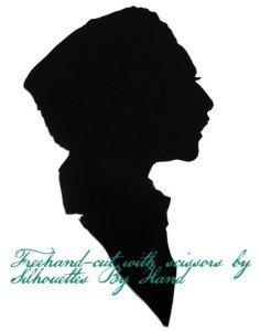 Frederick Douglass Silhouette